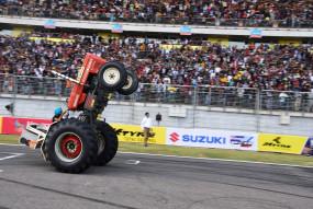 एफएमएससीआई इंडियन नेशनल रैली चैम्पियनशिप के लिए जेके टायर की नई टीम लांच