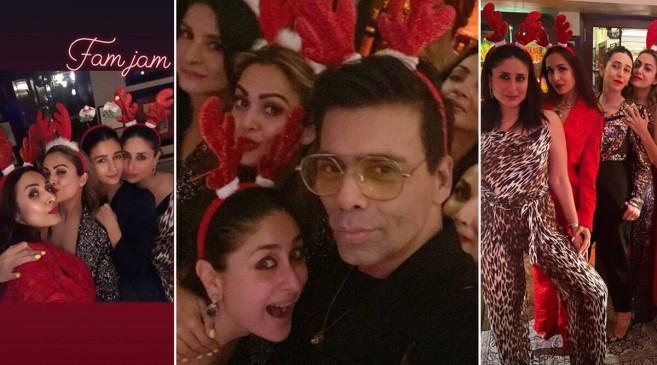 Photos: करीना से लेकर बच्चन परिवार ने कुछ ऐसे किया क्रिसमस सेलिब्रेट