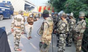 किसान आंदोलन : बाधित मार्गों की सूचना के लिए सोशल मीडिया का इस्तेमाल कर रही दिल्ली पुलिस
