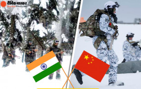 Ladakh: एलएसी पर भीषण ठंड से पस्त चीनी सैनिक, फॉरवर्ड पोस्ट पर रोज रोटेट किए जा रहे जवान, भारत के जांबाज वहीं डटे
