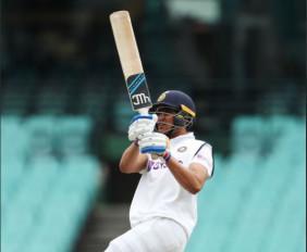 India vs Australia: पहले दिन भारत का स्कोर 36/1, क्रीज पर पुजारा-गिल, ऑस्ट्रेलिया की पारी 195 रनों पर सिमटी