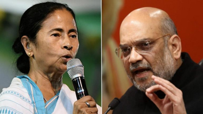 बयान: ममता बनर्जी ने नड्डा के काफिले पर हमले को नौटंकी बताया, अमित शाह बोले- केंद्र सरकार घटना को पूरी गंभीरता से ले रही है