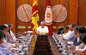 श्रीलंका में कोरोना की रोकथाम के लिए राज्यमंत्री नियुक्त