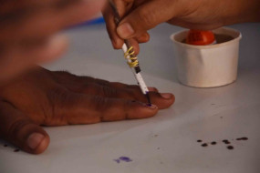 नगर निगम चुनाव : ग्रेटर हैदराबाद में कड़ी सुरक्षा-व्यवस्था के बीच हो रहा मतदान