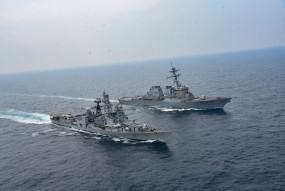 नौसेना दिवस : व्यापार को बढ़ावा देने के लिए समुद्री सुरक्षा पर फोकस