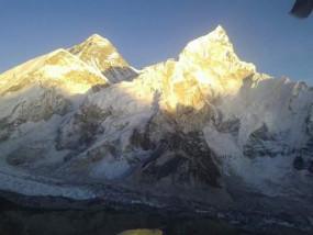 नेपाल माउंट एवरेस्ट की संशोधित ऊंचाई का मंगलवार को करेगा खुलासा