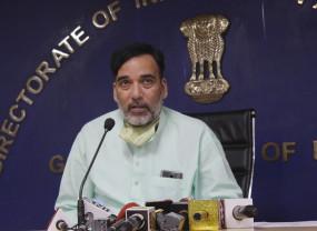 केंद्र बनाए एमएसपी लागू करने के लिए नया कानून : दिल्ली सरकार
