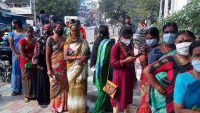 हैदराबाद नगर निगम चुनाव में 34 लाख से अधिक वोट पड़े