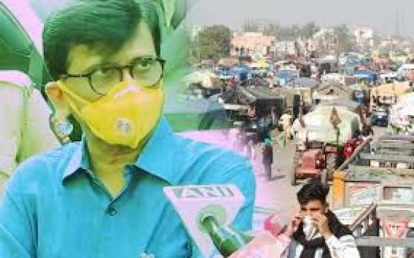 किसान आंदोलन को लेकर महाराष्ट्र में चढ़ा सियासी पारा, राऊत बोले - बंद का समर्थन करना हमारी नैतिक जिम्मेदारी