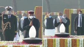 राष्ट्रपति कोविंद और पीएम मोदी सहित कई दिग्गजों ने अटल बिहारी वाजपेयी को दी श्रद्धांजलि