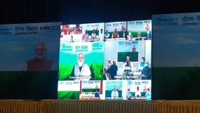 जबलपुर जिले के 1 लाख 69 हजार किसानों को प्रधानमंत्री किसान सम्मान निधि योजना की तीसरी किश्त प्रदान की गई
