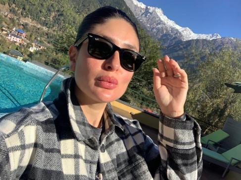 सैफ की भूत पुलिस की शूट हुई पूरी, करीना ने हिमाचल को कहा-अलविदा