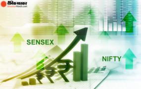 Share Market: RBI के फैसलों से बाजार में उछाल, सेंसेक्स 45,079 के नए हाई पर बंद, निफ्टी भी अपने उच्चतम पर