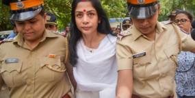 शीना बोरा हत्याकांड : जेल की साड़ी पहनने को तैयार नहीं इंद्राणी
