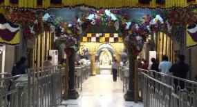 नए साल 2021 के स्वागत में रोशन हुआ शिरडी का सांईं दरबार, मध्यप्रदेश के मुख्यमंत्री शिवराज ने भी की प्रार्थना