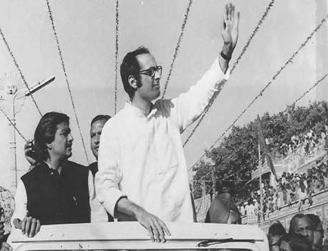 कमलनाथ ने संजय गांधी की तस्वीरें शेयर कर किया उन्हें याद, गांधी परिवार की बहू हैं बीजेपी की कैबिनेट मंत्री