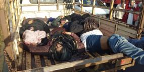 तेलंगाना: दो वाहनों की भीषण टक्कर में 6 की मौत, 4 घायल