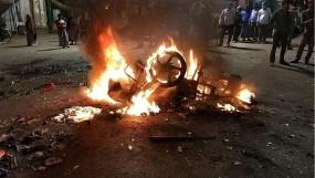 West Bengal: हावड़ा में टीएमसी नेता की गोली मारकर हत्या, विरोध में कई वाहनों को जलाया, दुकानों में तोड़फोड़