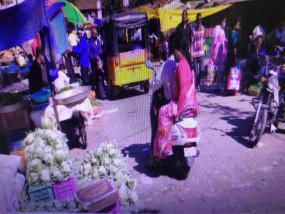 जबलपुर में नहीं दिखा भारत बंद का असर - रोज की तरह खुल रहे पेट्रोल पंप सहित पूरे बाजार