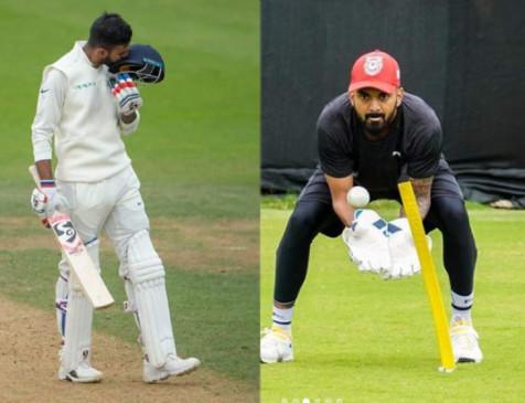 टीम इंडिया का ऐलान होते ही सोशल मीडिया पर फूटा फैंस का गुस्सा, ट्रेंड करने लगे KL Rahul