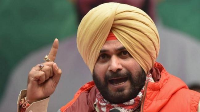 सरकारों का तख्त ओ ताज उलटना निश्चित है- कांग्रेस नेता नवजोत सिंह सिद्धू