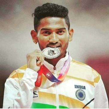 ओलंपिक में जौहर दिखाएगा महाराष्ट्र का यह लाल,  जमकर बहा रहा है पसीना