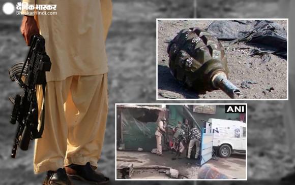 J&K: गांदरबल में सुरक्षाबलों के काफिले पर ग्रेनेड हमला, सीआरपीएफ के तीन जवान घायल