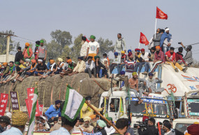 किसान आंदोलन: सरकार के साथ किसानों की बैठक बेनतीजा, दिल्ली कूच के लिए कल पंजाब और हरियाणा से रवाना होंगे ट्रैक्टर