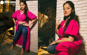 PHOTOS: IPS संध्या ने किया हनी सिंह के गाने पर डांस, ग्लैमरस फोटो भी की शेयर