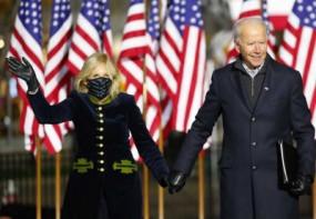 अमेरिका: राष्ट्रपति जो बाइडन पत्नी सहित सोमवार को लेंगे कोविड-19 वैक्सीन