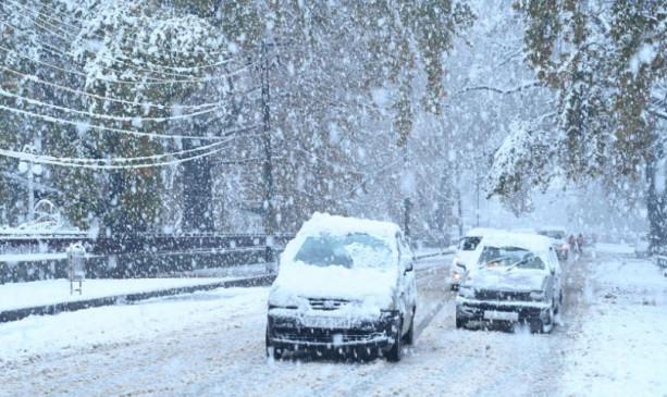 Weather Report: जम्मू-कश्मीर में ठंड का प्रकोप, द्रास में माइनस 27 डिग्री तक गिरा पारा