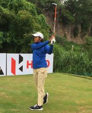 महिला गोल्फ : एमेच्योर स्नेहा को एक शॉट की बढ़त