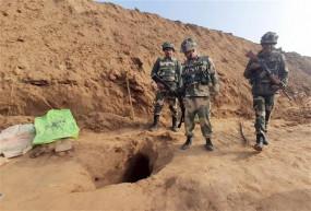 पाक की साजिश बेनकाब, BSF ने J&K में इंटरनेशनल बॉर्डर पर 150 मीटर लंबी सुरंग का पता लगाया
