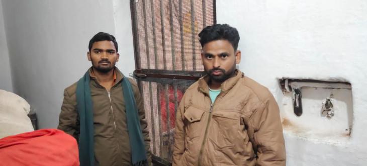 यूपी से लायी जा रही 240 क्विंटल अवैध धान चितरंगी में पकड़ाई