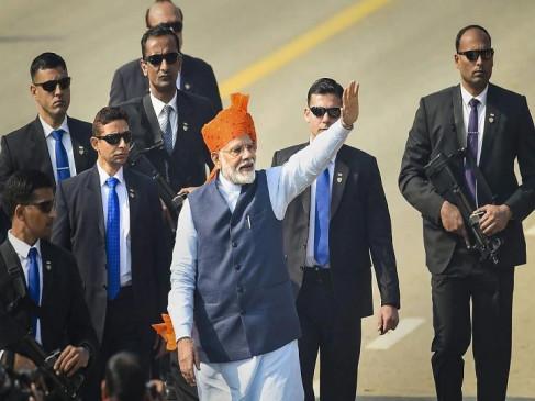 72 वां गणतंत्र दिवस: प्रधानमंत्री मोदी ने देशवासियों को दीं शुभकामनाएं thumbnail
