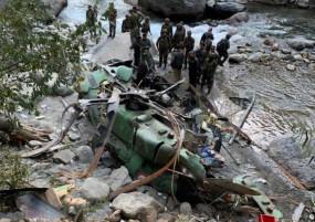 जम्मू-कश्मीर: कठुआ में सेना का ध्रुव हेलीकॉप्टर क्रैश, एक पायलट की मौत, एक घायल