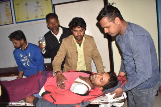 मारपीट के बाद अधेड़ को जबरन जहर पिलाने का प्रयास - पीडि़त ने भागकर बचाई जान, पुलिस जांच में जुटी