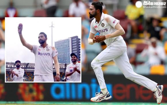 ind vs aus: तीसरे ही टेस्ट में पांच विकेट लेकर इस क्रिकेटर ने बनाए ये तीन रिकार्ड, डेब्यू मैच से पहले पिता को खोया