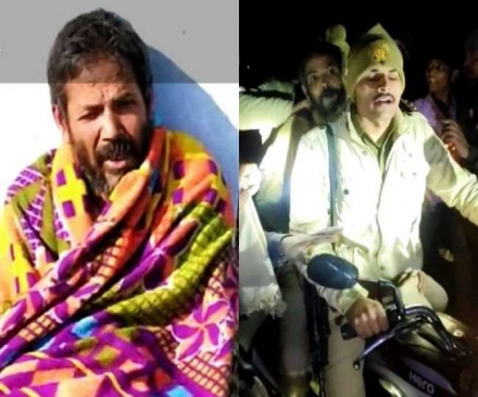 Badaun gang-rape case: मुख्य आरोपी महंत सत्यनारायण गिरफ्तार, 50 हजार रुपये का था इनाम