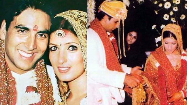 Wedding Album: ट्विंकल खन्ना की शादी को हुए 20 साल, अक्षय को दामाद नहीं बनाना चाहती थी डिम्पल !