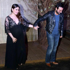 सैफ अली खान फिल्म 'आदिपुरुष ' की शूटिंग से पहले लेंगे पेटरनिटी अवकाश