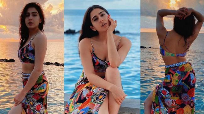 सारा अली खान ने शेयर की मालदीव वेकेशन की Photos, 13 लाख से भी ज्यादा मिलें Likes