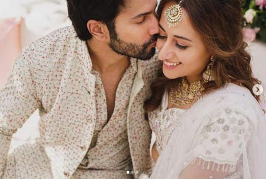 वरुण-नताशा की शादी पर बॉलीवुड सेलेब्स ने कुछ इस अंदाज में दीं शुभकामनाएं, कियारा ने लिखा- 'जुग-जुग जियो'