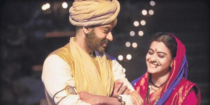 1 year ऑफ 'तानाजी ': अजय-काजोल ने कुछ इस तरह मनाया जश्न