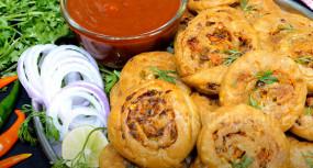 Breakfast: घर पर बनाएं क्रिस्पी वेज टिक्का रोल, जानें रेसिपी