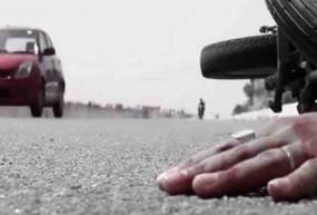 सड़क हादसे में साले की मौत- बहनोई घायल, वाहन को पीछे से मारी टक्कर