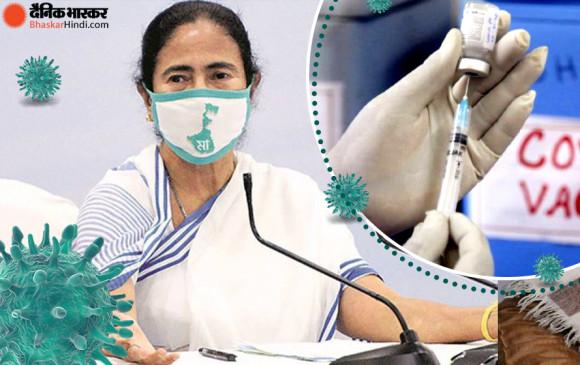 पश्चिम बंगाल: ममता का बड़ा ऐलान, कहा- राज्य के लोगों को मुफ्त में मिलेगी कोरोना वैक्सीन