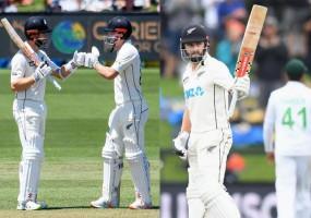 पाकिस्तान के खिलाफ इस न्यूजीलैंड प्लेयर ने रचा इतिहास, फिर भी विराट कोहली से हैं बहुत पीछे