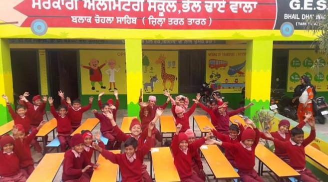 पंजाब में कल से ओपन होंगे स्कूल, कक्षा 5वीं से 12वीं तक की लगेंगी कक्षाएं