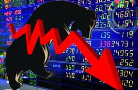 Closing bell: भारी गिरावट के साथ बंद हुआ शेयर बाजार, सेंसेक्स 470 अंक लुढ़का